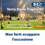 Torneo Terre Siena, ultima chiamata
