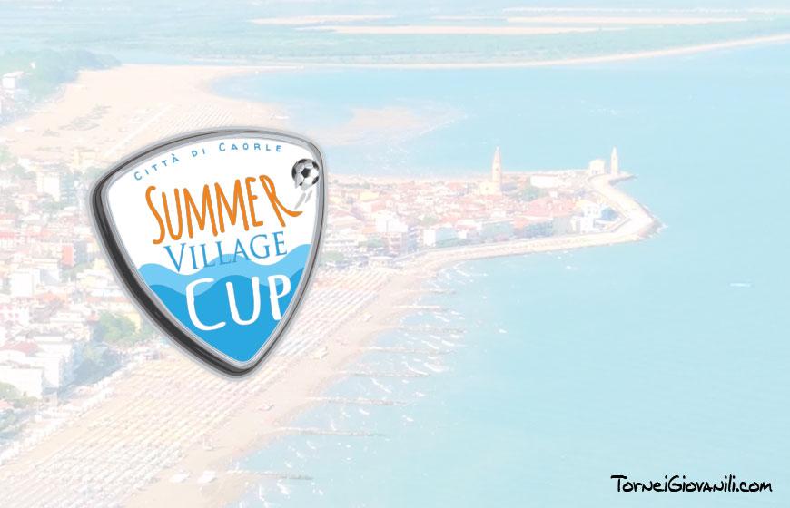 2° Summer Village CUP